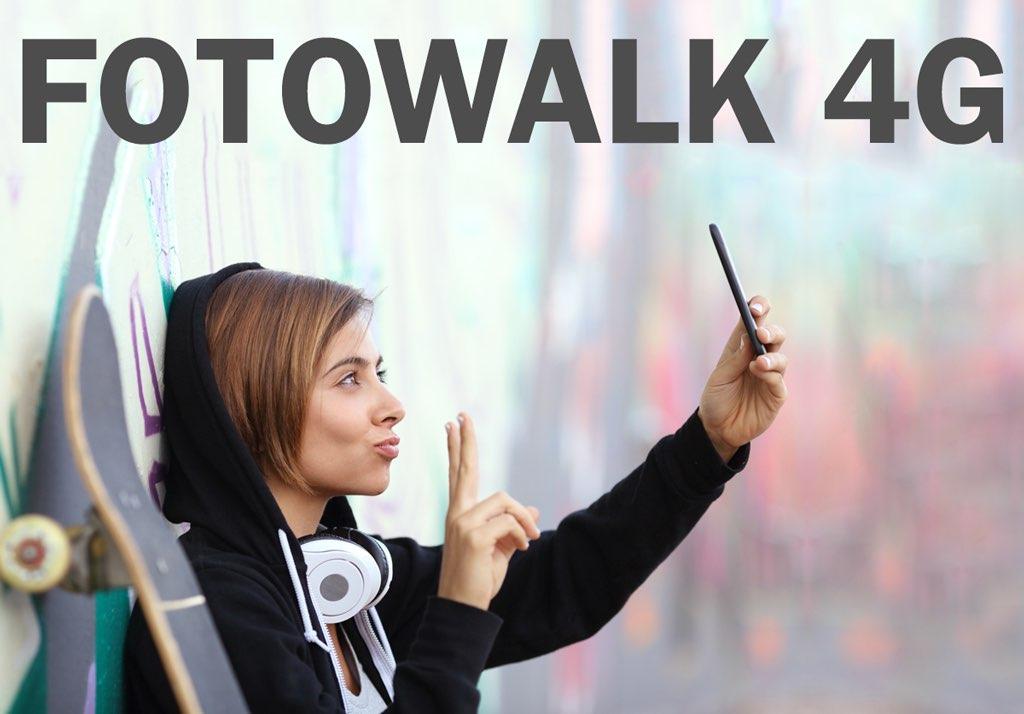 Fotowalk 4G, curs de fotografia amb smartphone