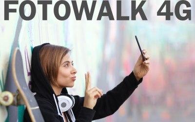 Fotowalk 4G, curso de fotografía con smartphone