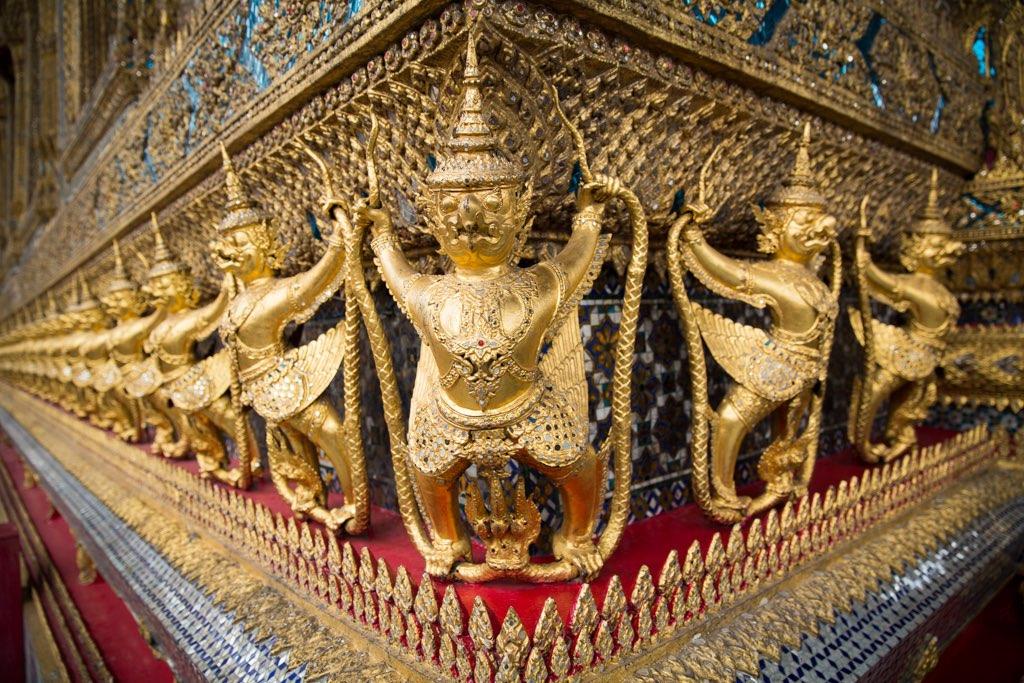 Bangkok, El Gran Palacio
