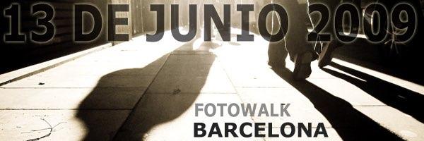Taller Barcelona FotoWalk – 13 de Junio