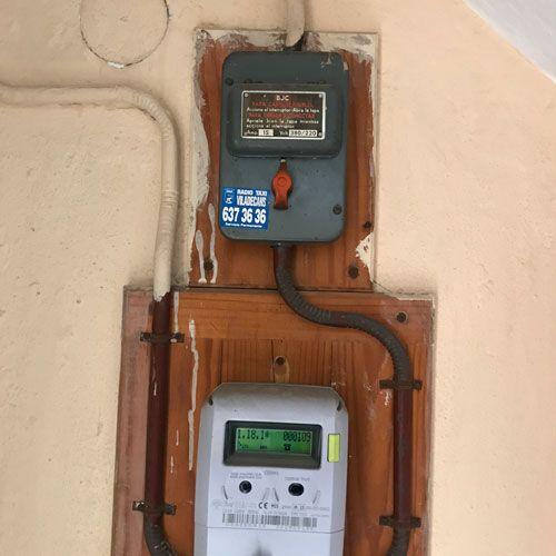 Deficiencias ITE Guillem Ros Studio - Cuadro eléctrico
