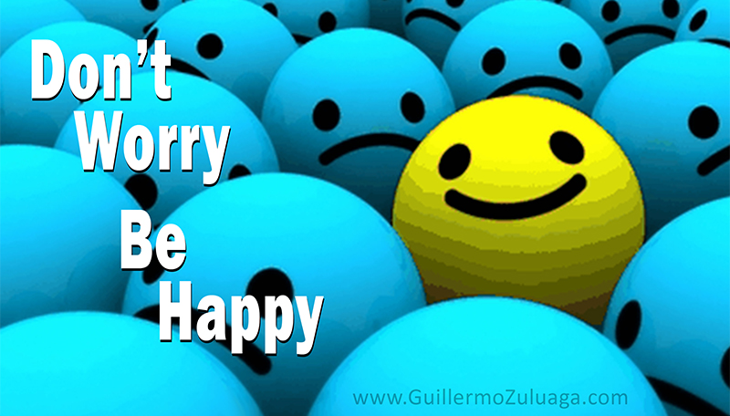 Don't Worry Be Happy - Bob Marley