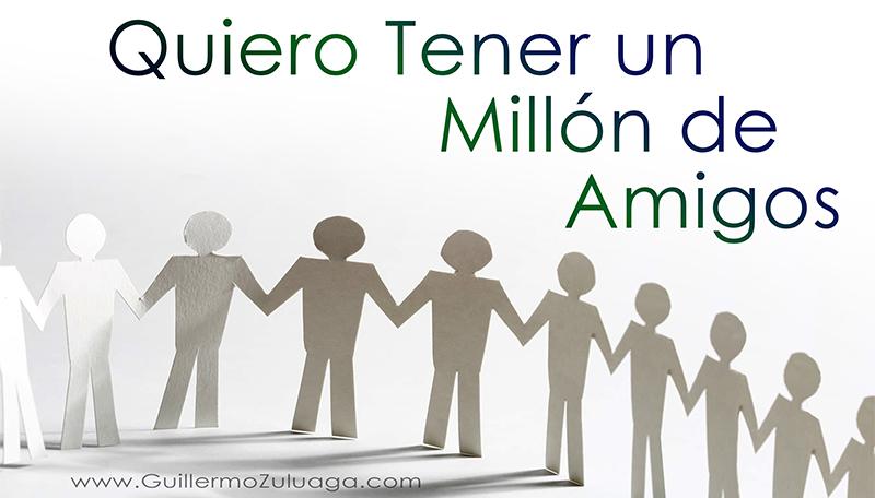 Quiero Tener un Millón de Amigos – Roberto Carlos