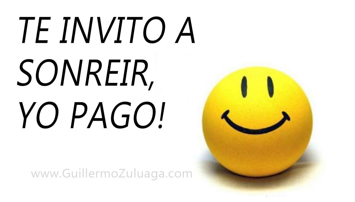 Te Invito a Sonreir