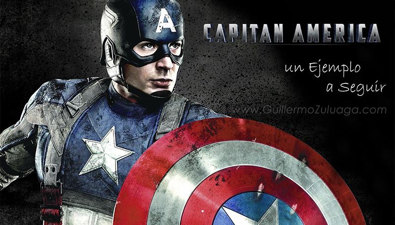 """El Capitán América """"Un Ejemplo a Seguir"""""""