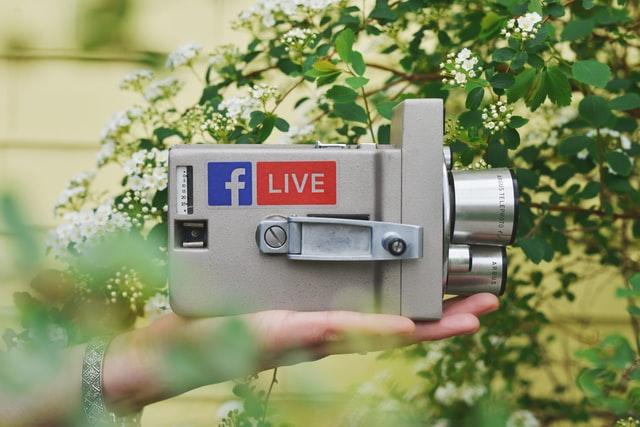 facebook live interrompu