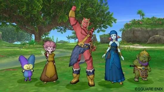 Square Enix mejora las funcionalidades online del título