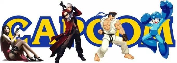 Logo de Capcom