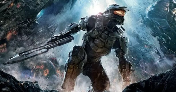 Halo-4 artwork