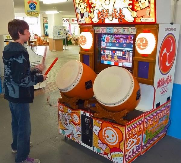 taiko arcade