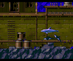 Ecco II Tides of Time