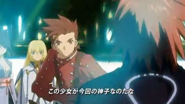 tales symphonia chronicles