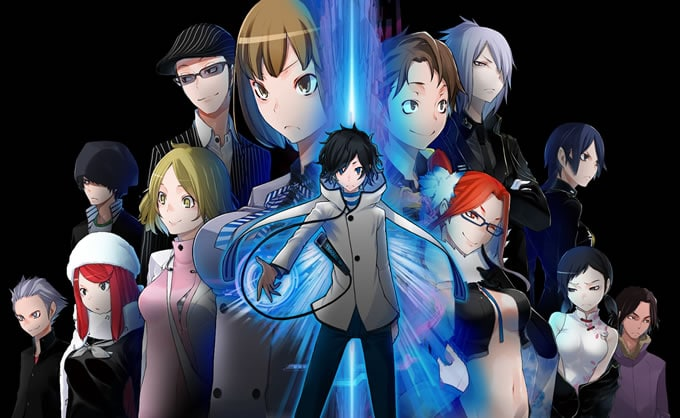 devil survivor 2 arte