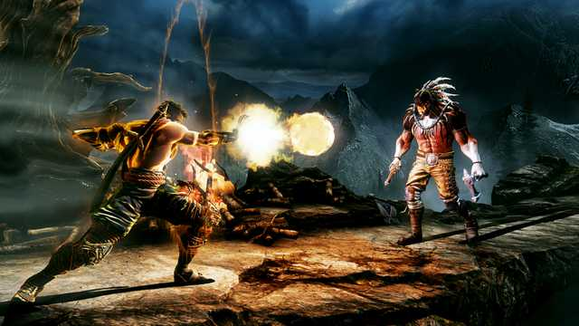 Killer Instinct Chief Thunder
