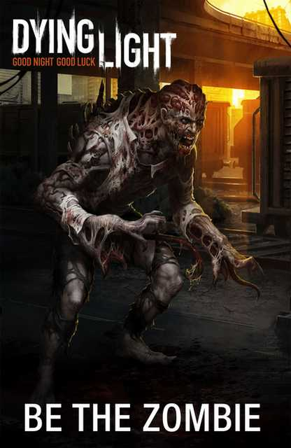 dying light zombie
