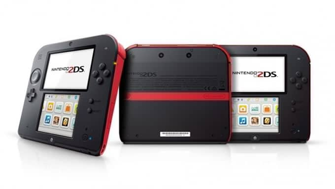 nintendo 2ds funda