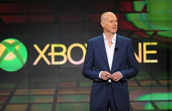 Phil Harrison Microsoft