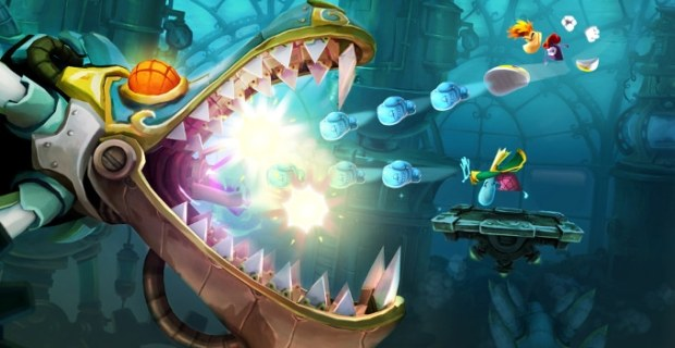 Rayman Legends Analisis 4