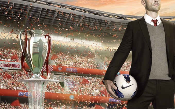 Football Manager 2014 Interior