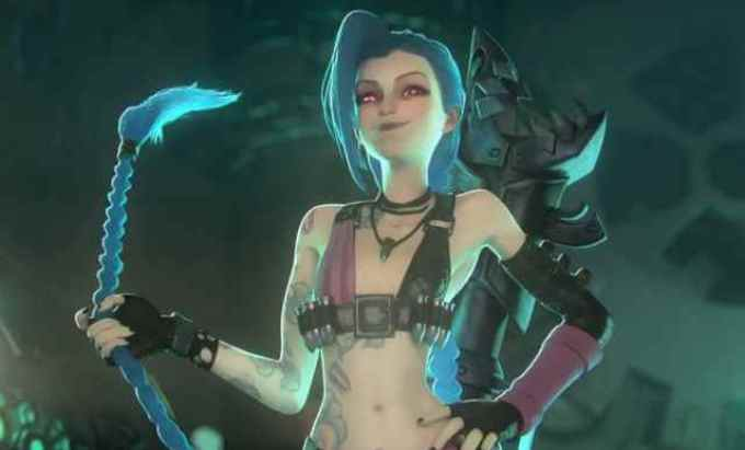 jinx league of legends