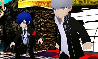 Persona Q Shadow of the Labyrinth 12