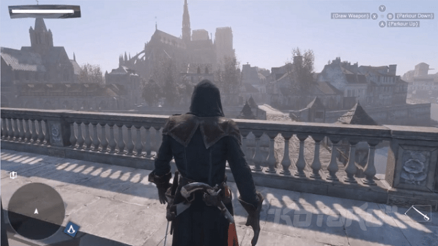 Assassin's Creed Unity gameplay (2)