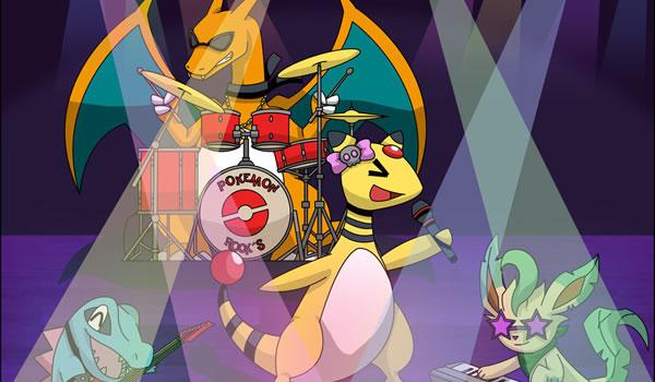 pokemon banda sonora