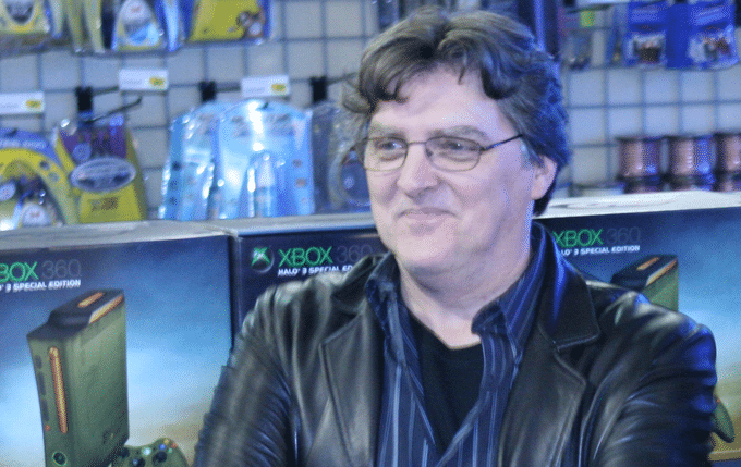 Marty O'Donnell Interior