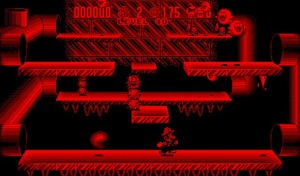 Virtual Boy Mario Clash