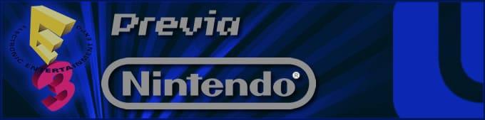 Nintendo e3 previa