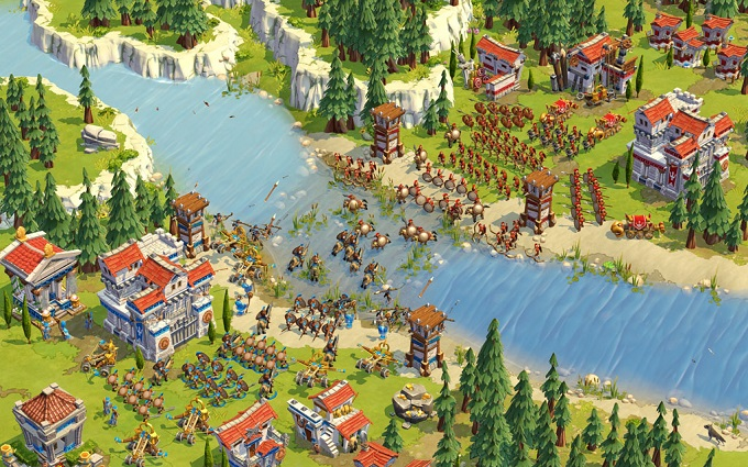 Age of Empires Online Gameplay