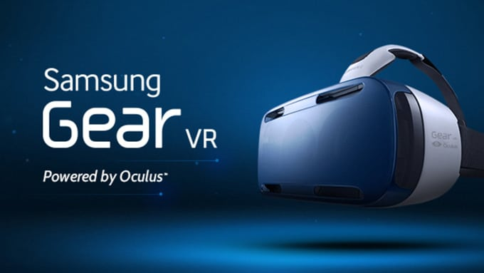 Samsung Gear VR Interior