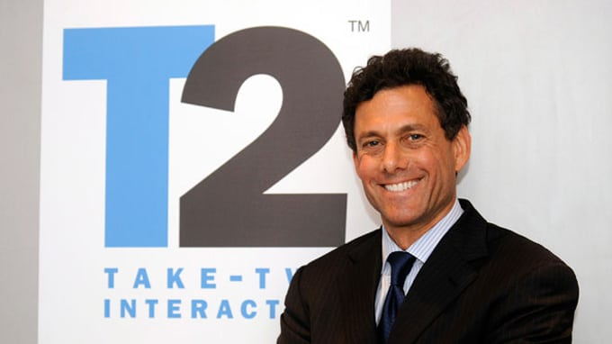 Strauss Zelnick, director ejecutivo de Take-Two