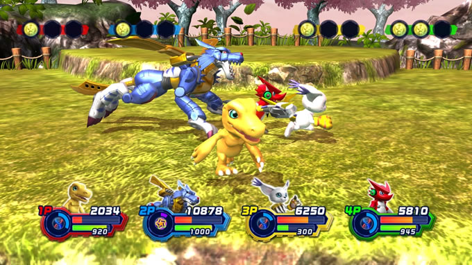 digimon all star rumble 3
