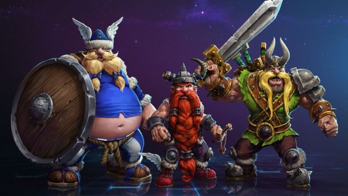 Heroes of the Storm recibe a The Lost Vikings