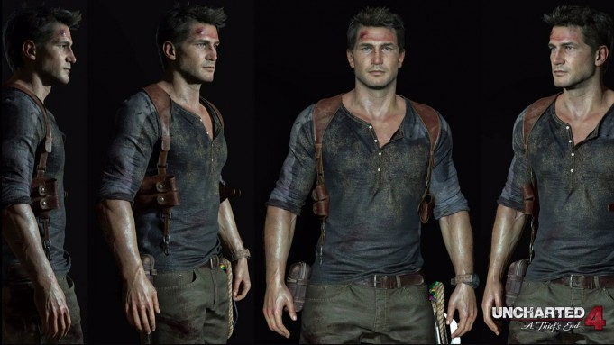 Naughty Dog sólo trabaja para Uncharted 4