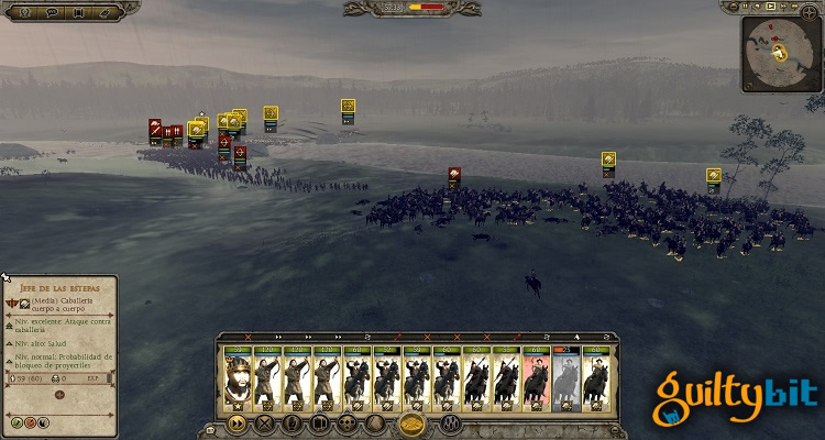 Total War ATTILA lejos 1