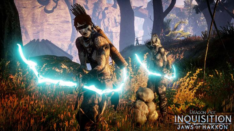 Dragon Age: Inquisition - Jaws of Hakkon ya está disponible en Xbox One y PC