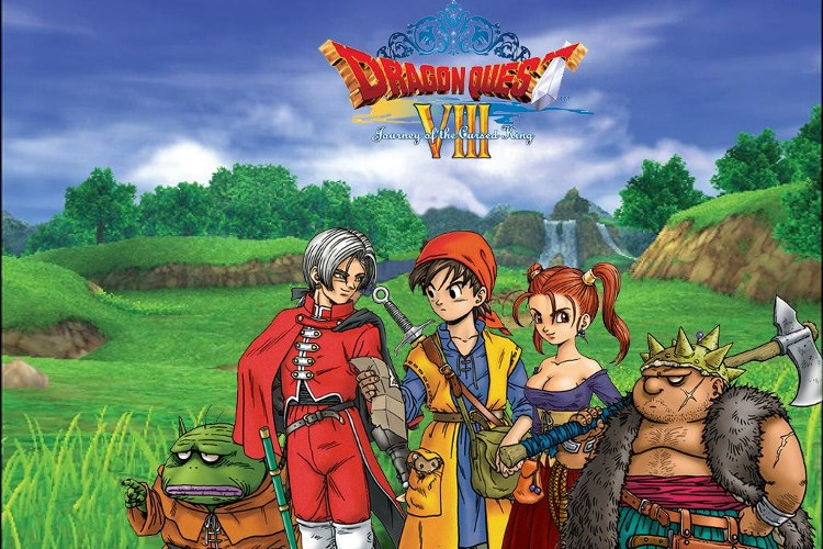 Dragon Quest VIII en Nintendo 3DS no tendrá efecto 3D