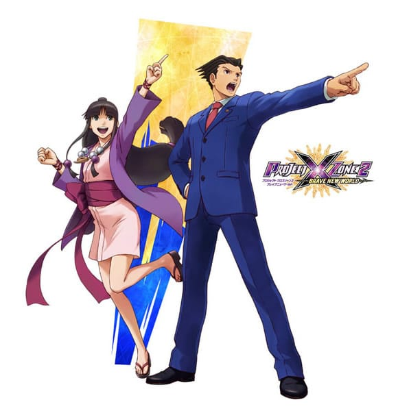 project x zone 2 3
