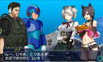 project x zone 2 gameplay 9
