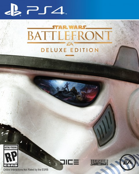 Star Wars Battlefront Caratula 1