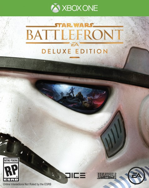 Star Wars Battlefront Caratula 2