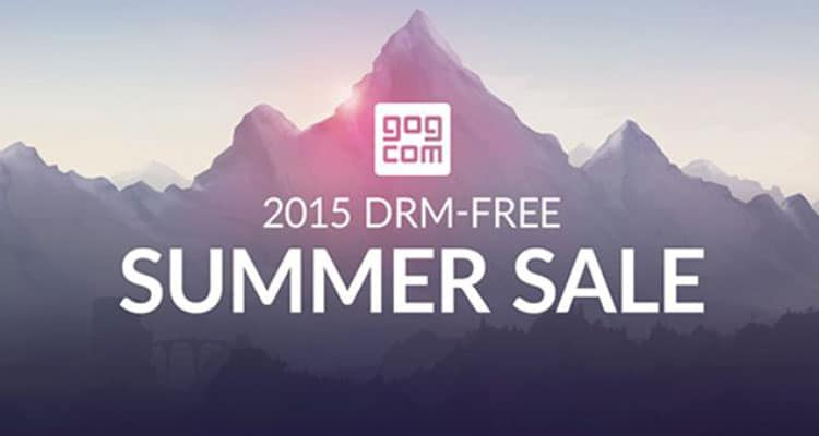 GOG arranca la 2015 DRM-Free Summer Sale