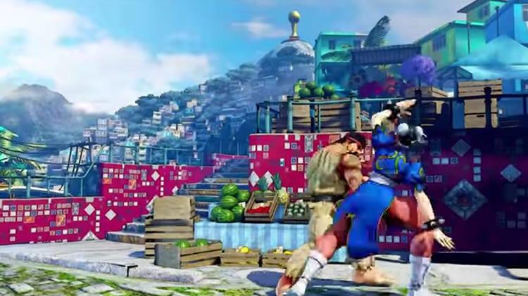 street fighter v brasil