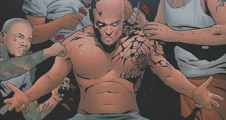 El Diablo Comic
