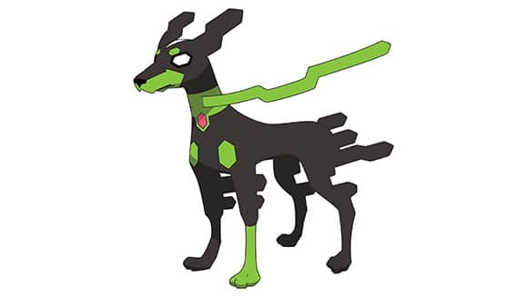 pokemon 3 zygarde 10
