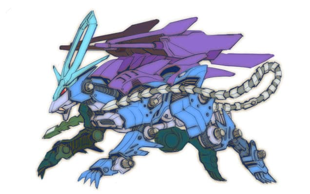 pokemon zoid 2