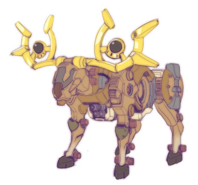 pokemon zoid 6