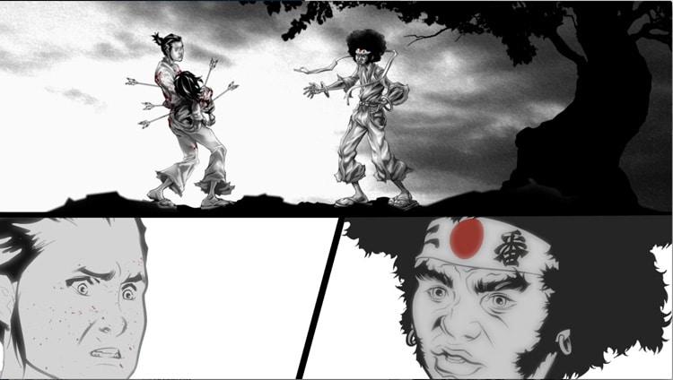 Afro Samurai 2 Interior 2